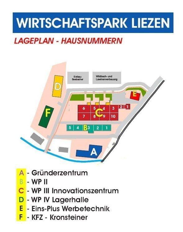 Erdbau Seebacher Gmbh Betriebe Wirtschaftspark Liezen